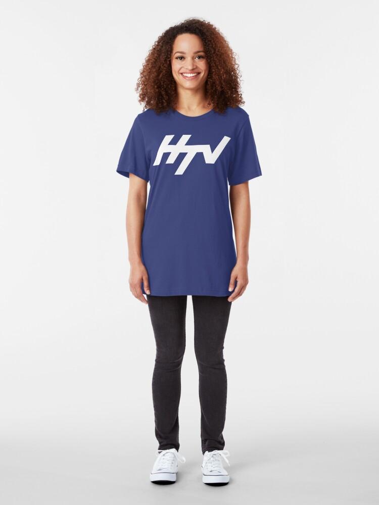 Alternate view of NDVH HTV Slim Fit T-Shirt