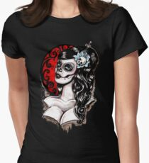Day of the dead pinup tattoo T-Shirt