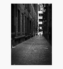Niagara Lane Photographic Print