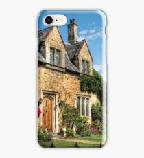 Country Cottage HDR art iPhone Case/Skin
