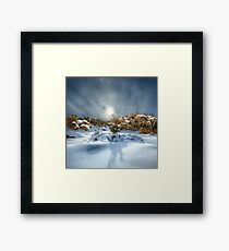 Near The Castle, Mount Buffalo Framed Print