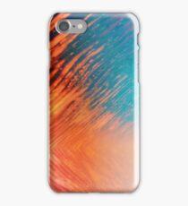 FALLING INTO HEAT iPhone Case/Skin