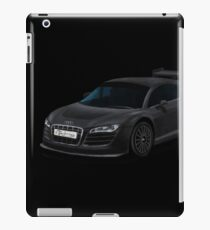 CREATING !! AUDI R8 LMS iPad Case/Skin