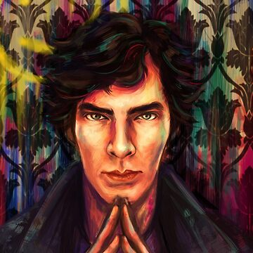 Sherlock: Mind Palace by toastytofu