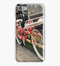 South Wharf Cycles iPhone Case/Skin