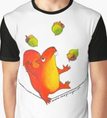 Sally Squirrel Graphic T-Shirt