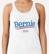 Camiseta con espalda nadadora Campaña Bernie Sanders 2020