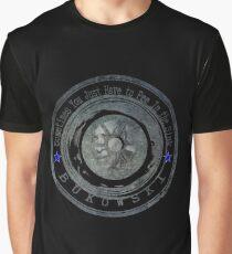 Bukowski Pee Graphic T-Shirt