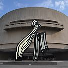 The Hirshhorn Museum of Art by Matsumoto