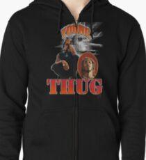 Young Thug Zipped Hoodie