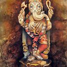 Ganesh by Katia Honour
