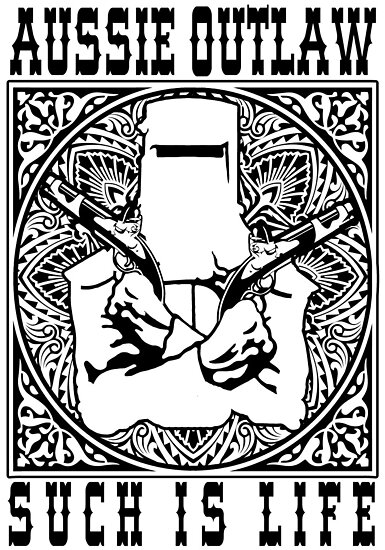 ned kelly coloring pages - photo#8