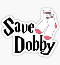 Save Dobby Sticker