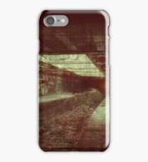 Hell Tunnel iPhone Case/Skin