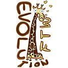 Giraffa camelopardalis von Steffen Wittig