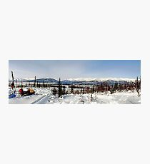 The John River Valley Photographic Print