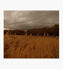 Storm Approaching.. Photographic Print