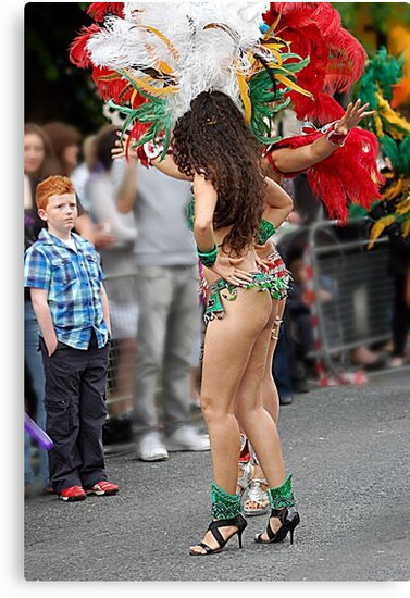 What do you think of my dancing? by Declan Carr