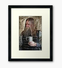 Celtic  Warrior Framed Print
