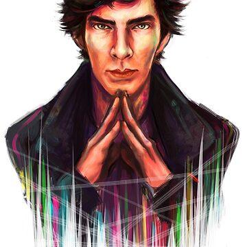 Sherlock: Mind Palace Fade by toastytofu