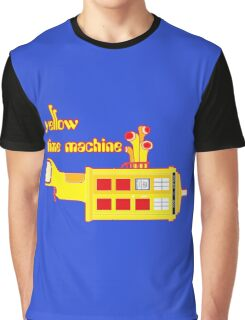 YELLOW TIME MACHINE PILLOW  Graphic T-Shirt