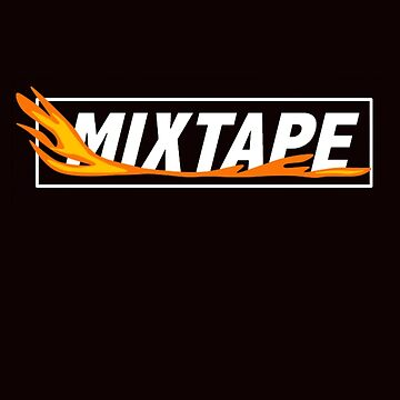 Burning mixtape  by TotoroXkawaii