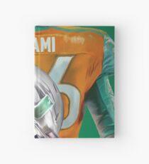 Cuaderno de tapa dura Miami!