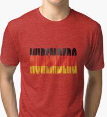 Nuremberg. Tri-blend T-Shirt