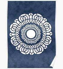 Legend of Korra - White Lotus Poster