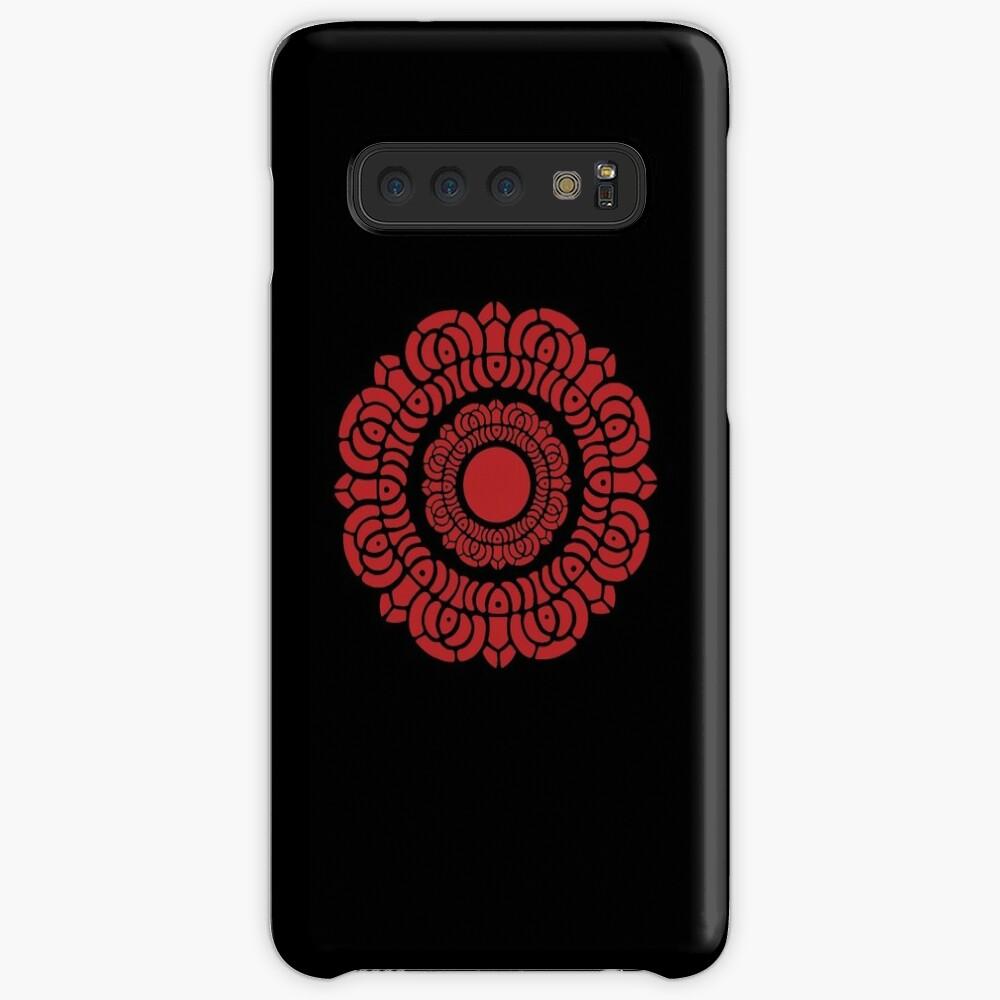 Legend of Korra - Red Lotus Case & Skin for Samsung Galaxy
