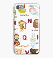English ABC iPhone Case/Skin