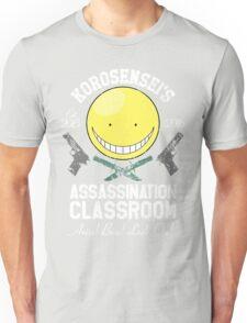Arise! Bow! Lock on! Unisex T-Shirt