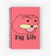 Fug Life Spiral Notebook