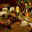 Festive Table by Ed Stone