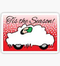 Tis the Season! Sticker