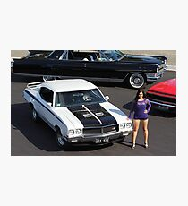Buick GSX Photographic Print