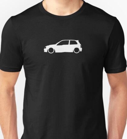 P90 JDM Hot Hatch T-Shirt