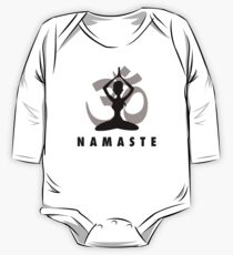 Namaste One Piece - Long Sleeve