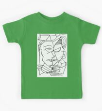 After Picasso B17 Kids Tee