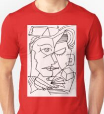 After Picasso B17 T-Shirt