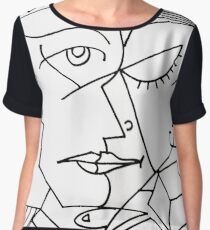 After Picasso B17 Chiffon Top