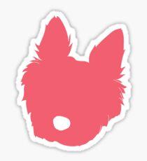 Pup Art! Sticker