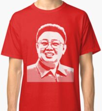 Kim Jong-Il (DPRK) Classic T-Shirt