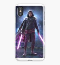 Onoro Zarezsh, The Grey Jedi iPhone Case/Skin
