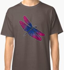 Bisexual Dragonfly Classic T-Shirt