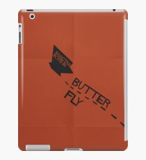 HYYH pt.2 x Saul Bass - Butterfly iPad Case/Skin