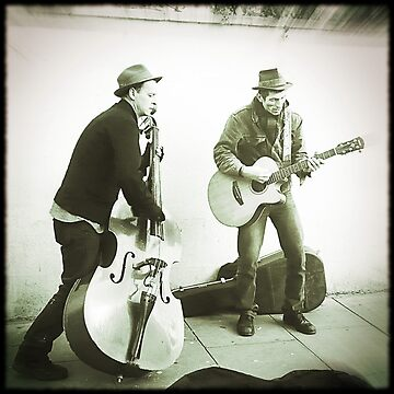 buskers by kathyarchbold