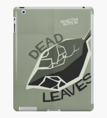 HYYH pt.2 x Saul Bass - Dead Leaves iPad Case/Skin