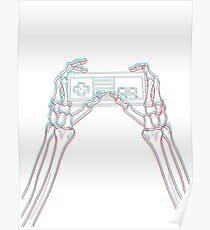 3D gaming 1st gen Poster