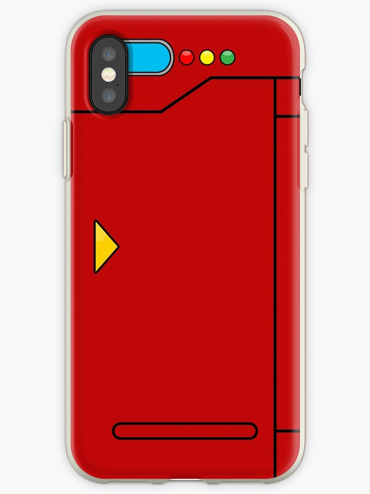 pokedex phone case iphone 8